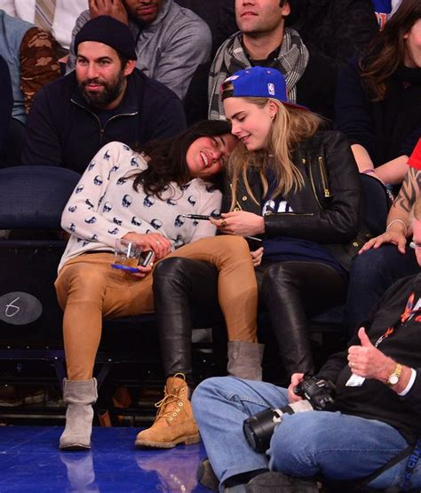 Cara Delevingne and Michelle Rodriguez ARE dating - Mirror