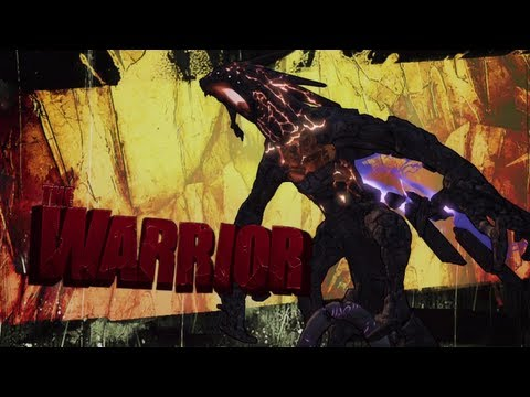 Borderlands 2 - Easiest Way to Kill the Warrior 1080p
