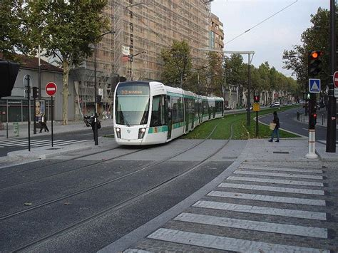 My French Love Affair with the Tram, and the Ensuing