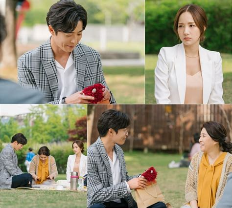 Kim Jae Wook Enjoys A Picnic With Park Min Young's Family